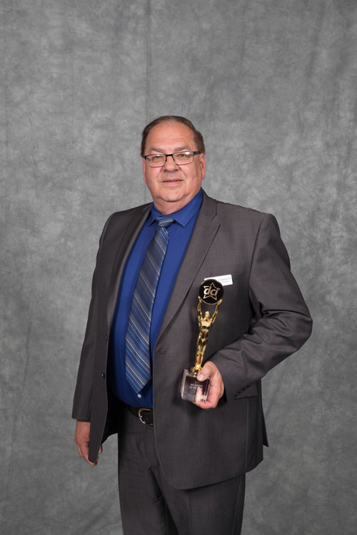 Leader of the Year: Mike Turcotte, Parmalat