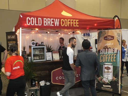 Cold Brewed Coffee TRENDS