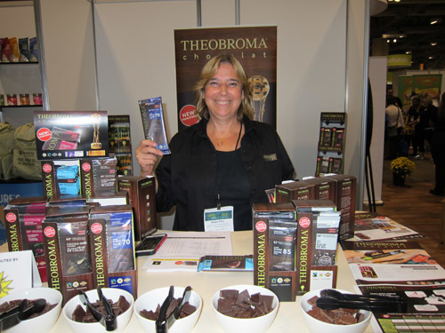 Helen Pike, Theobroma Chocolate