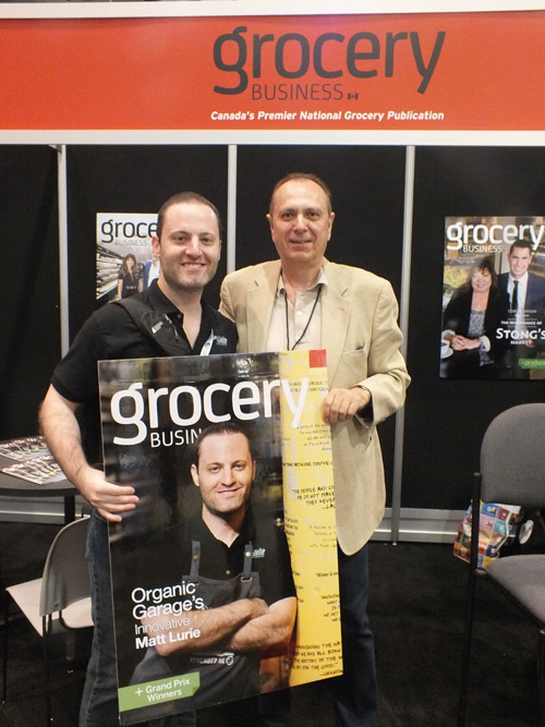 Matt Lurie, Organic Garage, with Dan Bordun, Grocery Business