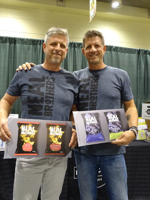 Peter and Chris Neal, Neal Brothers Foods