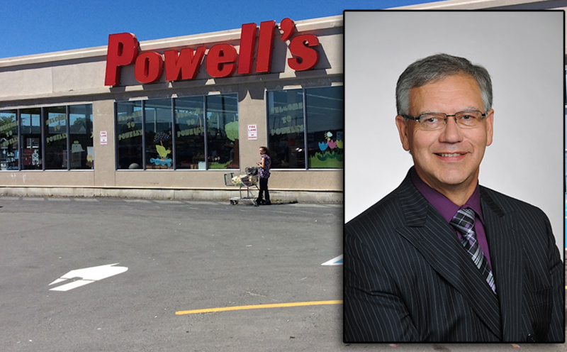 Dave Powell, Powell's Supermarket Ltd. received the Arnold Rands Heritage Award