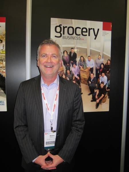 Shaun McKenna The Grocery Foundation