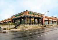 Whole Foods store in Victoria BC