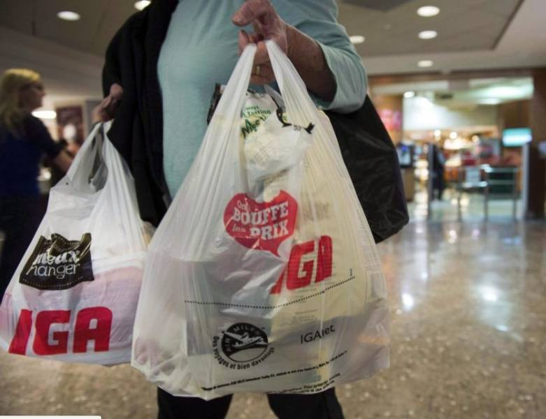 Grocery bags CP photo