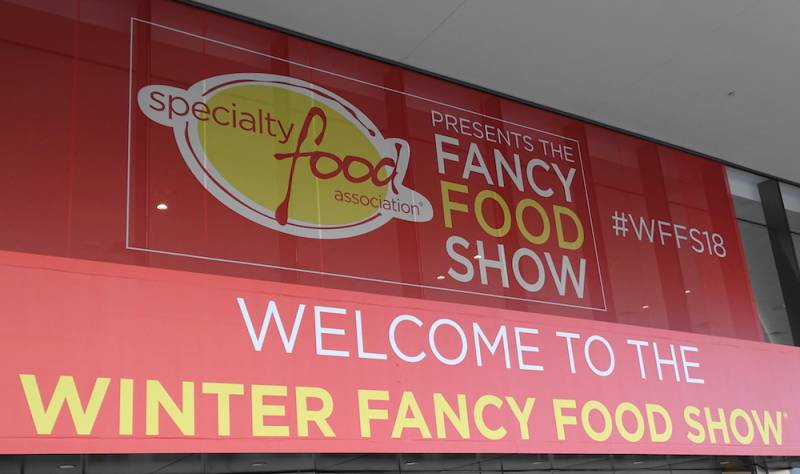 A. Winter Fancy Food Show San Francisco