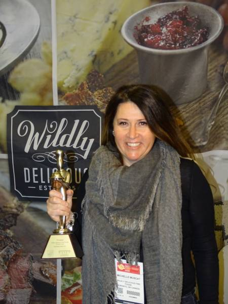 Michelle Muscat of Wildly Delicious