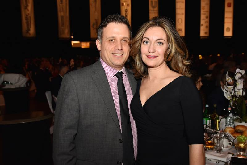 Mike Pilato, The Clorox Co. and Jen Pilato