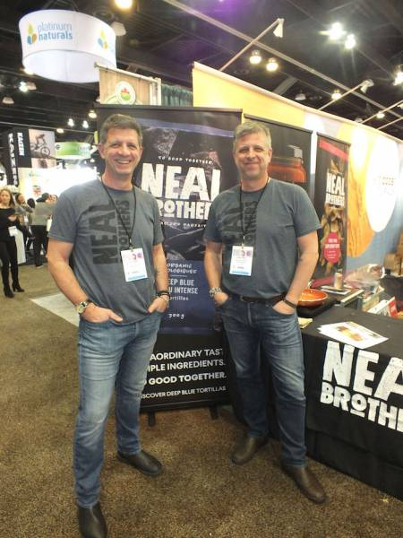 Chris and Peter Neal, Neal Brothers