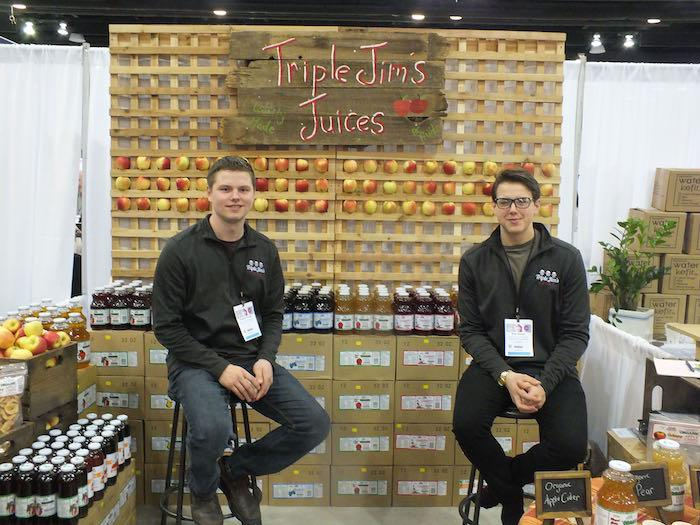 Dawson Procee and Bret Garrah, Triple Jims Food Products