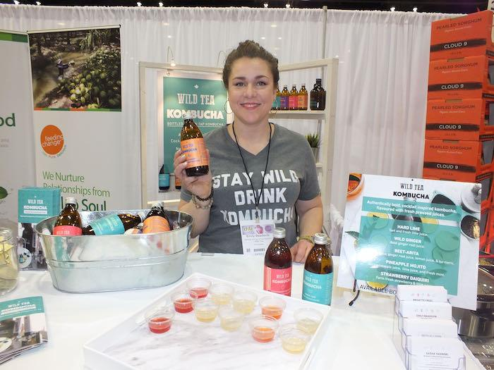 Emily Baadsvik, Wildy Innovative with her Wild Tea Kombucha