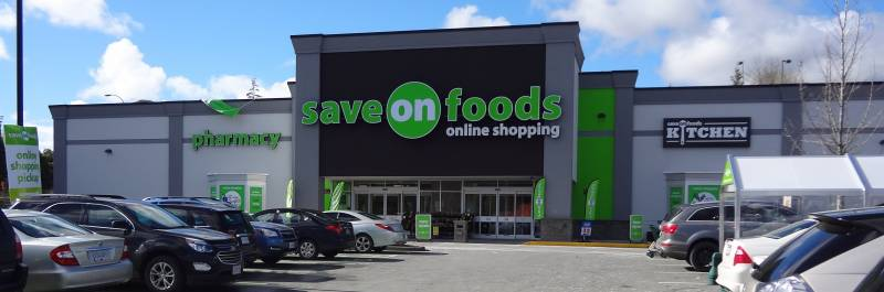 Save on Foods Langford BC