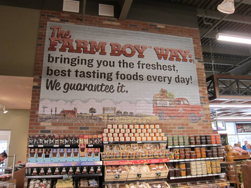 3 Farm Boy new store