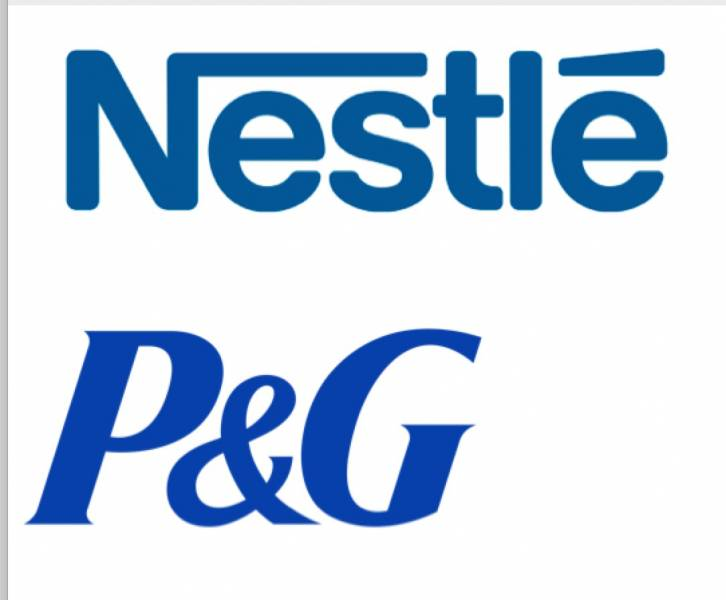 Nestle and PG