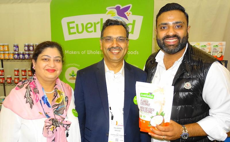 From left: Prabha Rajinder and Rattan Bagga of Everland Foods