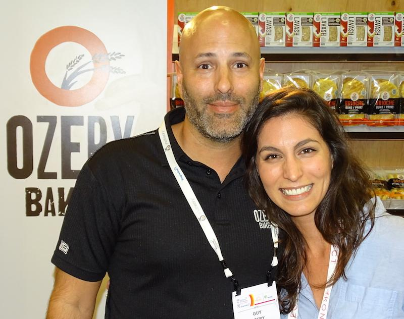 Guy Ozery and Katie Rubino of Ozery Bakery