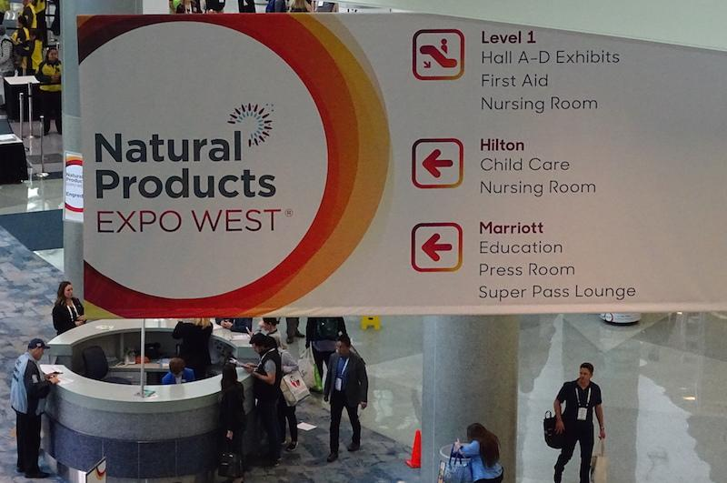 Navigating Natural Products Expo West