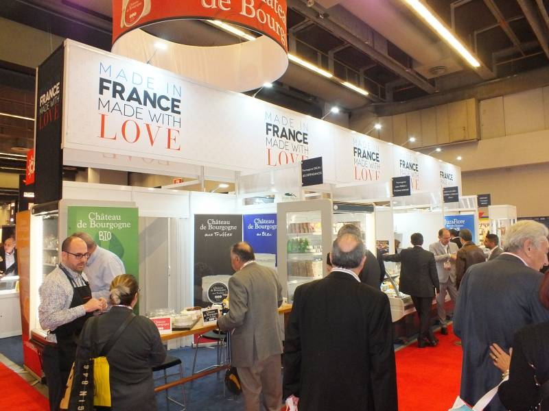 Around SIAL Canada - France