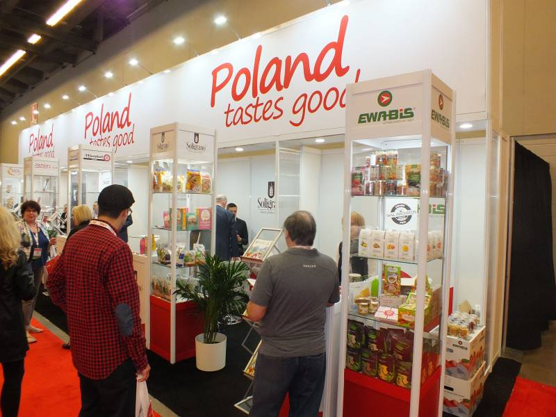 Around SIAL Canada - Poland