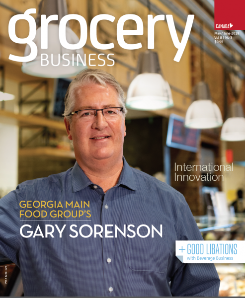 Grocery Business May/June 2018 issue