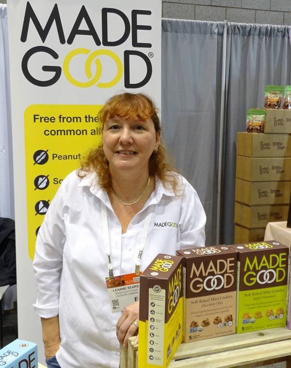 Leanne Sears of Made Good Foods