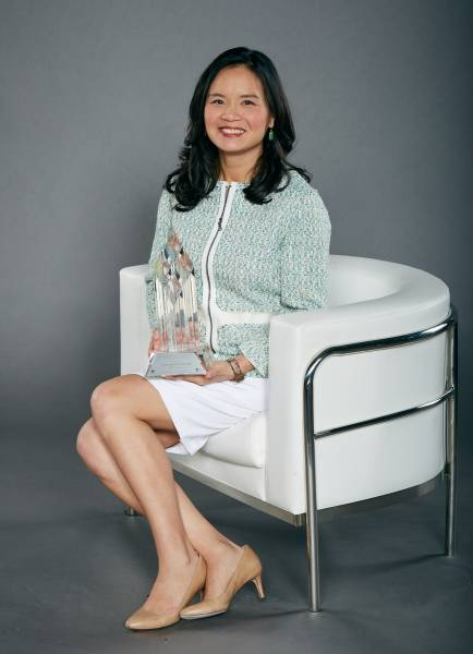 RCC's 2018 Canadian Grand Prix Trailblazer Lifetime Achievement Award - TNT Supermarkets - CEO Tina Lee (pictured) and founder Cindy Lee