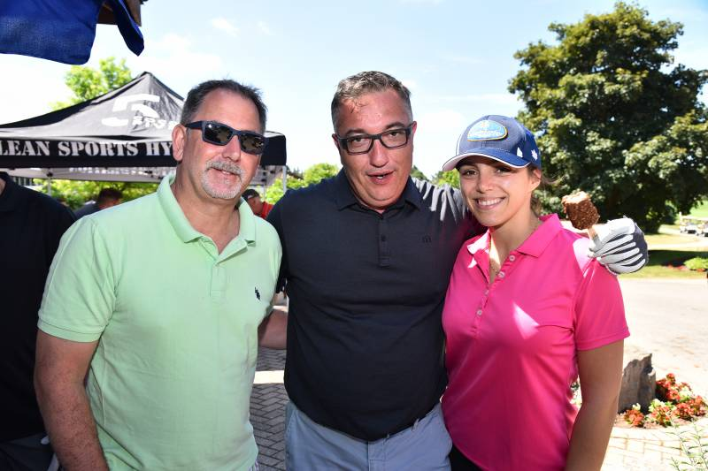 Longo's charity golf