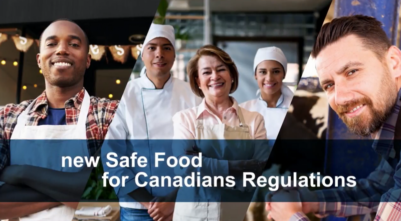 New Safe Food for Canadians Regulations