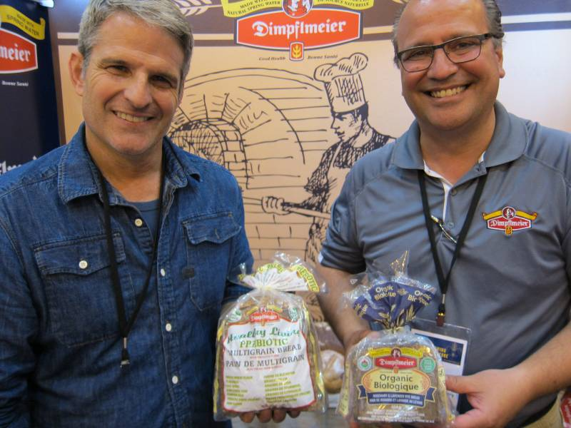 Russ Lowry and Nick Michetti, Dimpflmeier Bakery Limited
