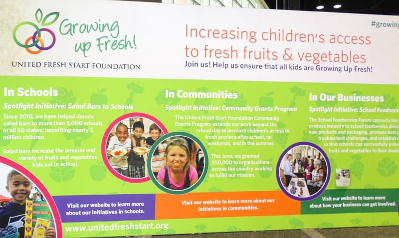 Promoting the United Fresh Start Foundation