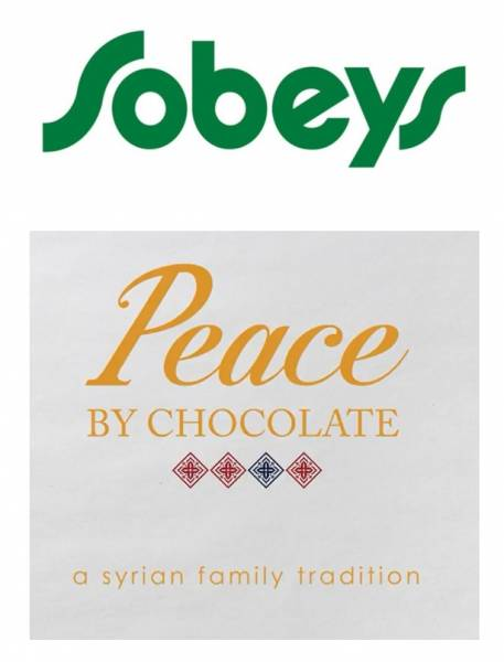 SOBEYS to sell PEACE BY CHOCOLATE