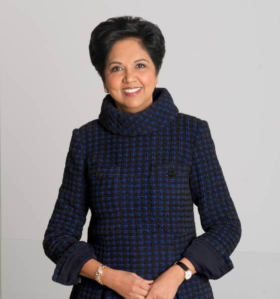 Indra Nooyi steps down as PepsiCo CEO