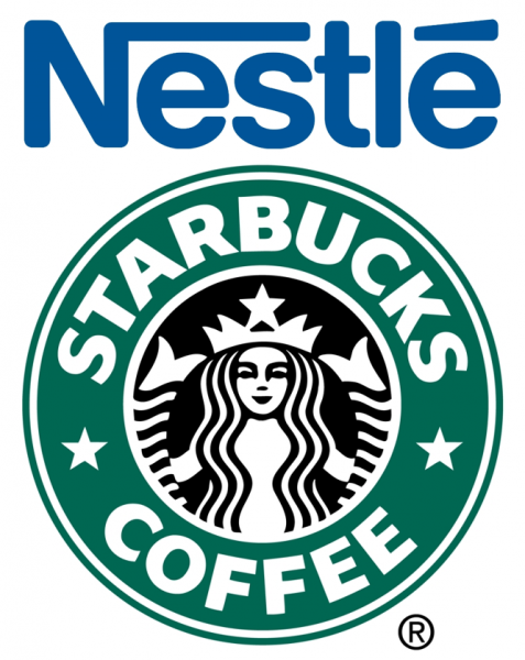 Nestle and Starbucks
