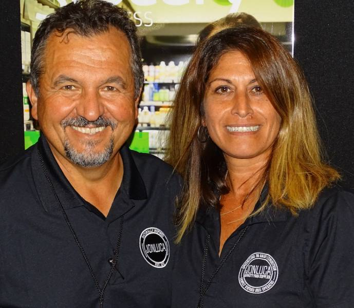 George Tzogas and Sandra Lorini, Jonluca Enterprises