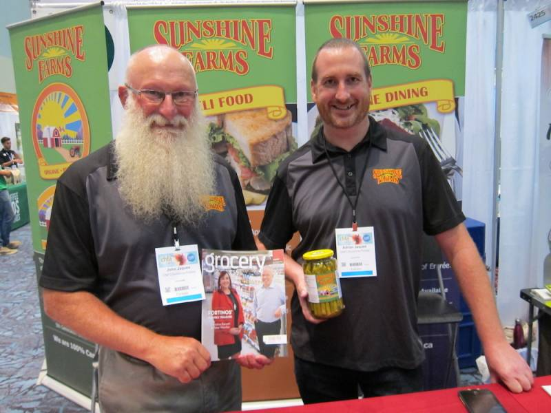 John Jaques and Adrian Jaques, Sunshine Farms