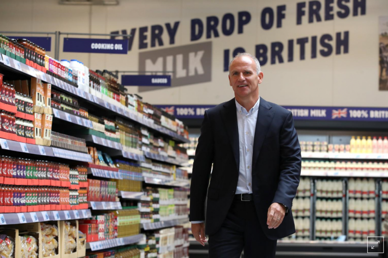 Tesco CEO Dave Lewis (Photo: Reuters)