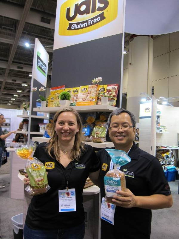 Zora Crowder and Dan Hua Pinnacle foods copy