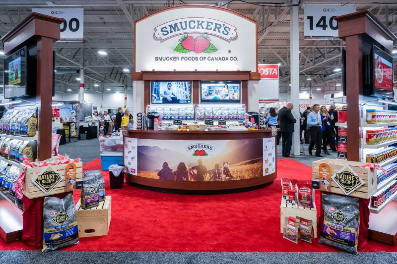 Best Booth, Marketed - Smucker Foods of Canada Corp.