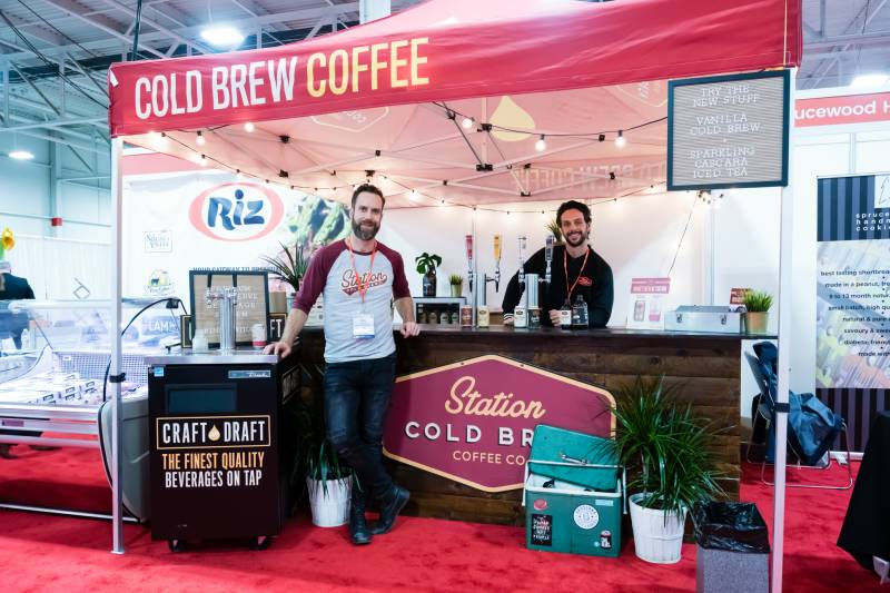Best Booth, Single Station - Cold Brew Co.