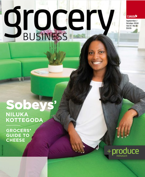 Grocery Business September 2018