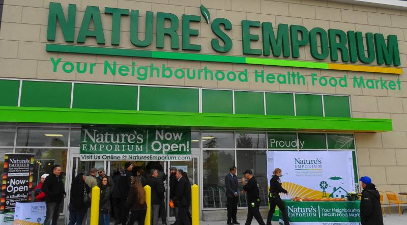Nature's Emporium opens fourth store