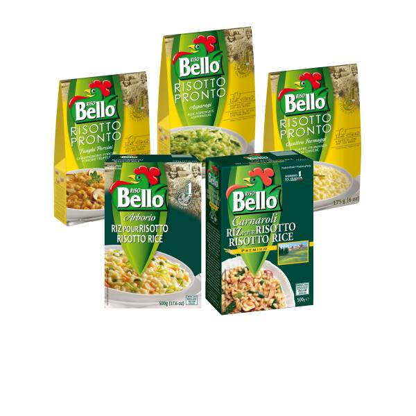 Riso Bello product family