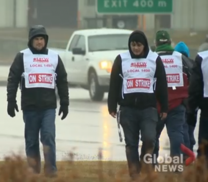 Saskatoon Co-op Strike Enters Sixth Week