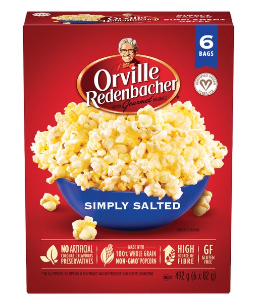 Orville Redenbacher Simply Salted