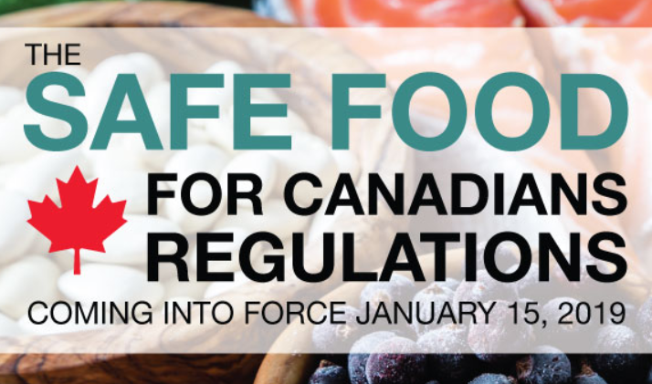 Safe Food Regulations. Photo: CFIA