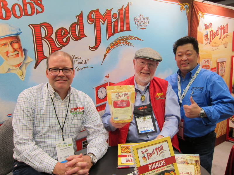 Robert Agnew and Bob, Bob's Red Mill, Ken Kwong, New Age Marketing