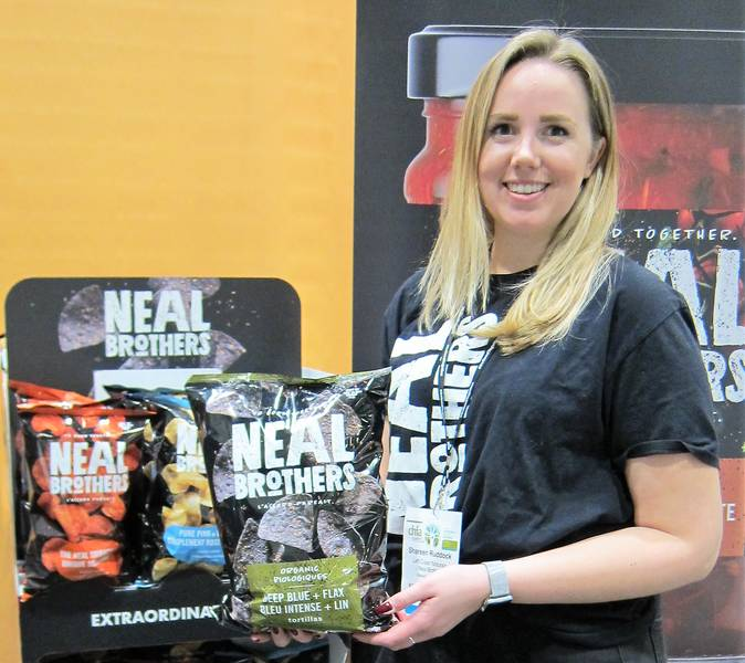 Shareen Ruddock, Neal Brothers Foods