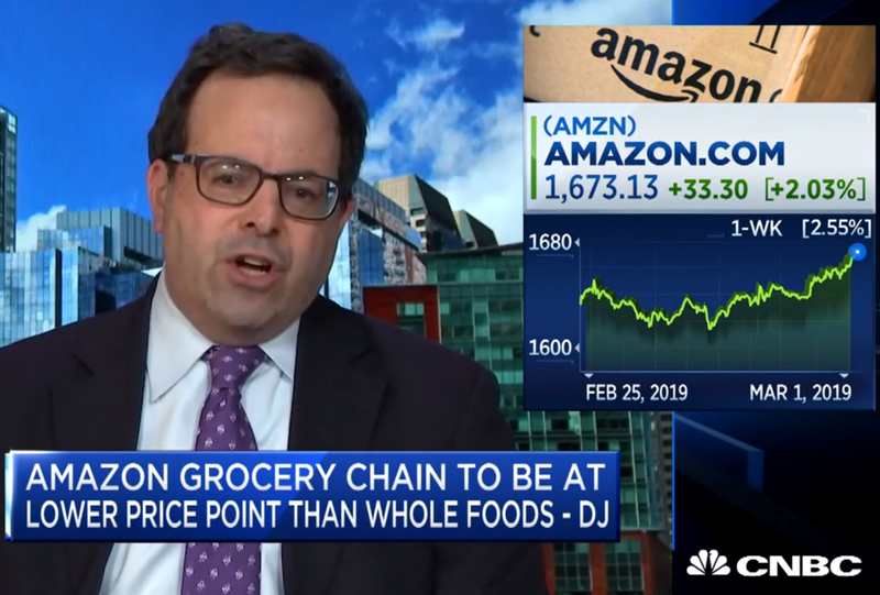 New Amazon grocery stores