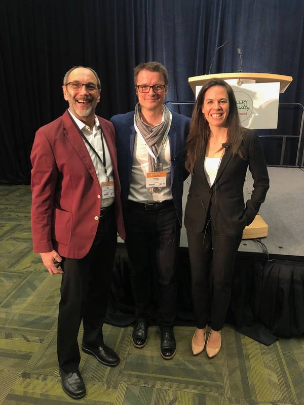 Jim Slomka, Grocery Business with Sylvain Charlebois and Alice Fournier, Kantar Consulting