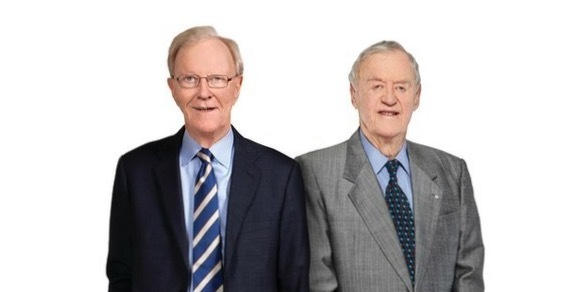 Donald and David Sobey honoured with Retail Council of Canada's Canadian Grand Prix Lifetime Achievement Award